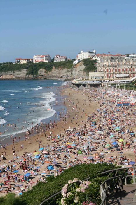 Biarritz french courses institute biarritz and surroundings - Distance biarritz saint jean pied de port ...